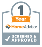 Home Advisor 1 year Logo