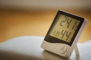 ideal indoor humidity