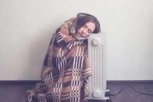 heater not working
